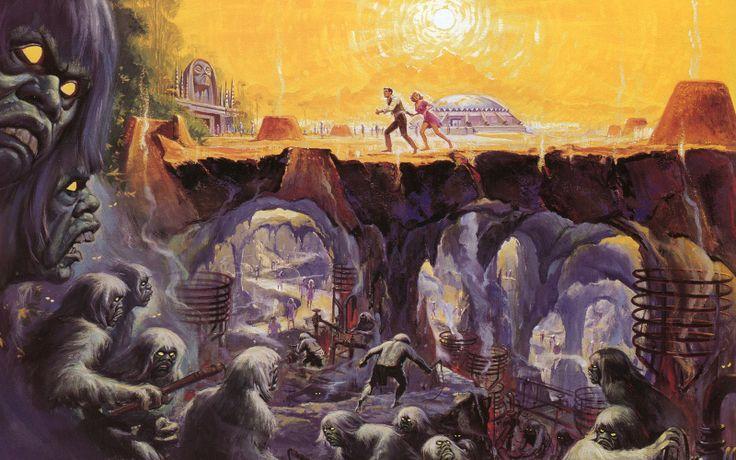 Morlock or Eloi: A Choice in Evolution