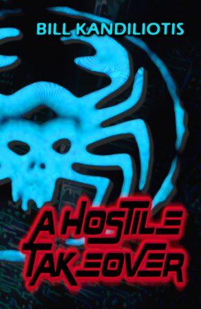 A post-cyberpunk novel