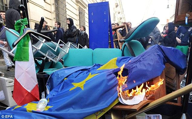 anti eurocrat