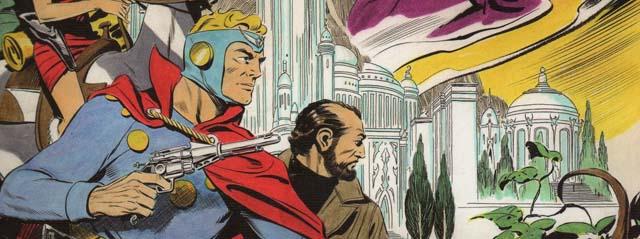 Flash Gordon Comic