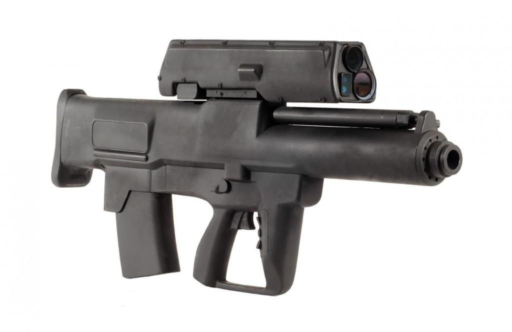 """Punisher."" The XM25 Counter Defilade Target Engagement System,"