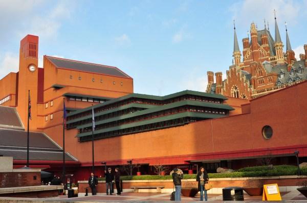 British Library &mk