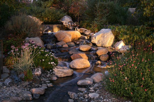 KanDo Ponds Custom Koi Ponds Waterfalls and Pondless Systems