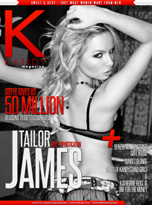 Kandy Magazine Tailor James