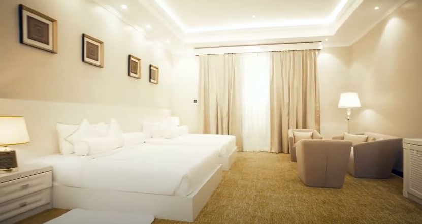 Rooms in Golden Crown Hotel Kandy