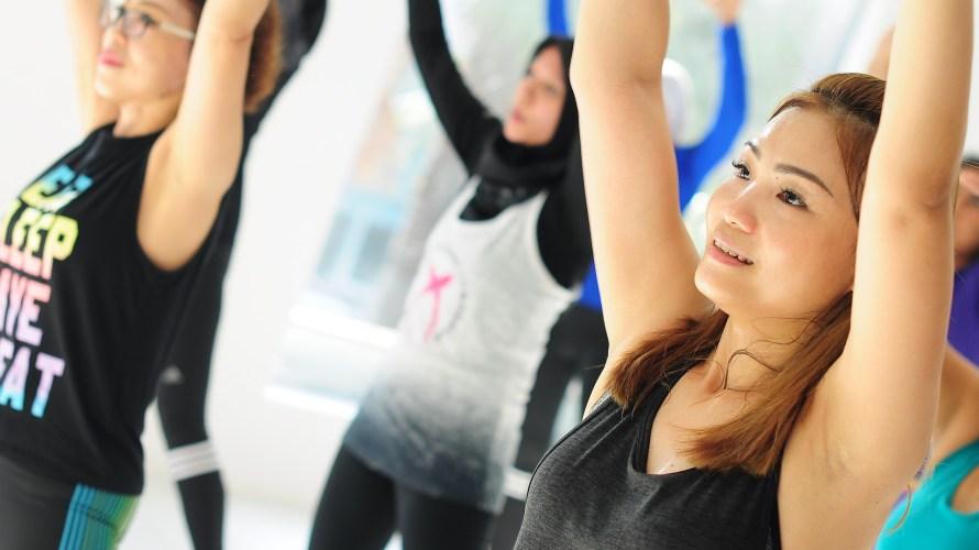 ジャザサイズ(Jazzercise)のダイエット効果で脂肪が激減した体験談