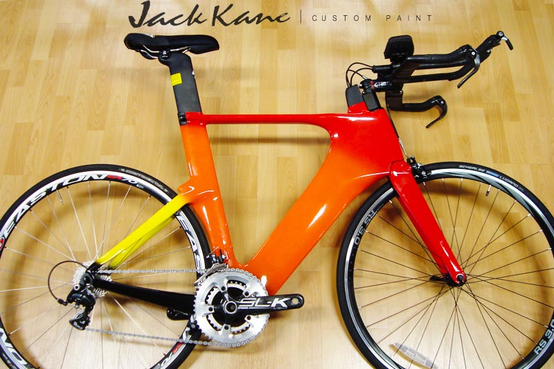 Jack Kane Custom Racing Bicycles  Professional Custom Painted Bicycles USA Built to Order