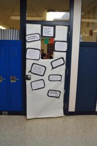 homecoming door decorating ideas Quotes