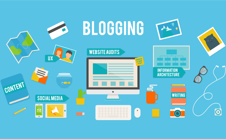 Blogging can help grow your brand.