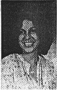 3rd pic - SunPress 1979, announcingJo as the 1979-1980 President.