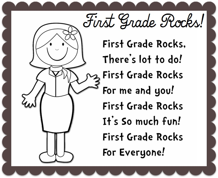About Ms Ward Ms Wards First Grade Class