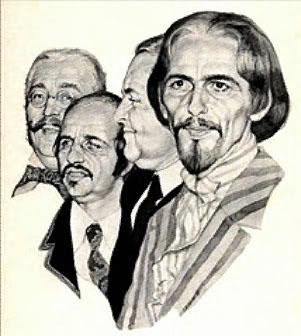 Beatles as old men