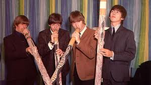 Beatles Didjeridoo