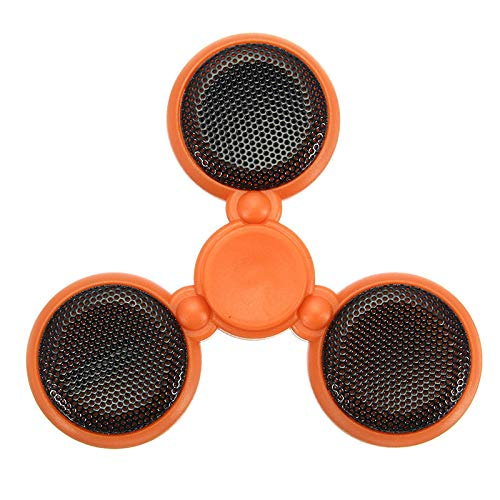 Fidget Spinner With Bluetooth Speaker Unique Valentine's Gift For Him