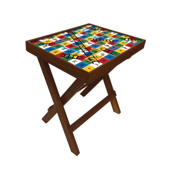 Snakes and ladders stool