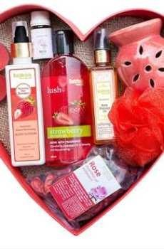 Luxury Bath And Body Spa Hamper