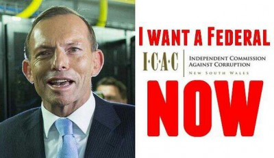 Tony Abbott ICAC