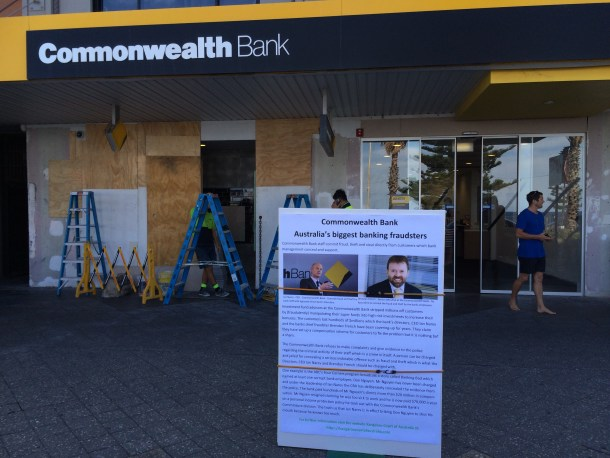 Bondi Beach Commonwealth Bank