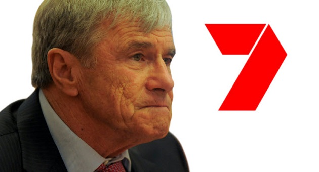 Channel Seven and Seven West Media chairman Kerry Stokes