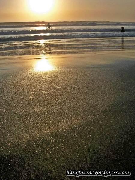 pantai indah di pantai kuta bali