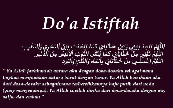 Do'a Iftitah Sesuai Sunnah Terlengkap Arab dan Latin