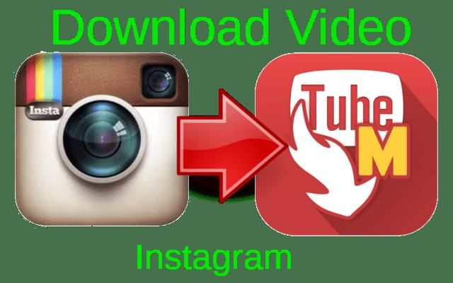 cara simpan video dari instagram
