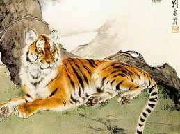 Paper tiger is a literal English translation of the Chinese phrase zhǐlǎohǔ (simplified Chinese: 纸老虎; traditional Chinese: 紙老虎), meaning something that seems as threatening as a tiger, but does not withstand challenge.