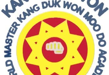 World Master Kang Duk Won Moo Do Academy logo