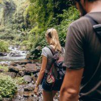 Naturcoaching Wanderung am Bach
