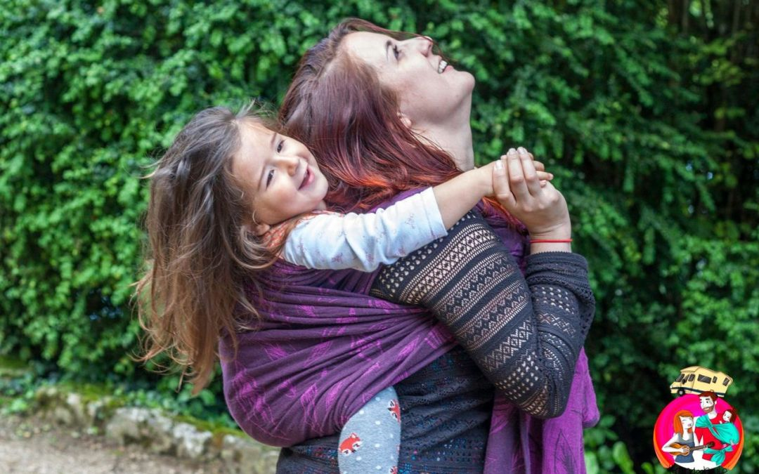 Vivre une grossesse atypique -Et être une mam'preneuse voyageuse (un peu têtue)