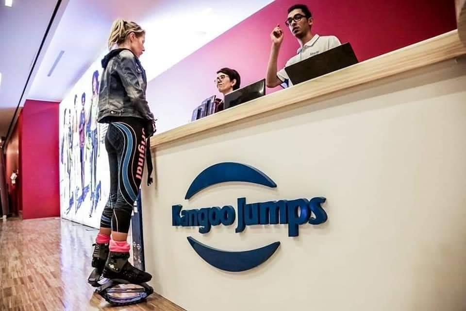 открыть студию джампинга Kangoo Jumps