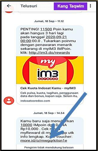 Cara Dapat Pulsa Gratis Indosat : dapat, pulsa, gratis, indosat, Mendapatkan, Pulsa, Gratis, Indosat, MyIM3, Terbaru