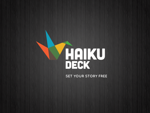 haiku deck review quality presentation at your fingertips
