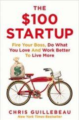 100 dollar startup book