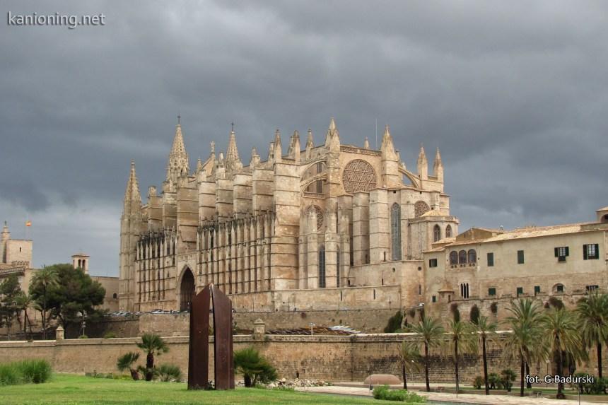 Katedra w Mallorce