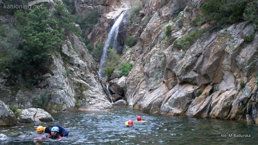Riu Pitrisconi. Wodospady, pływanie - jest wszystko, czego potrzeba.