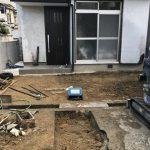 水道管新設とメーターBOX交換