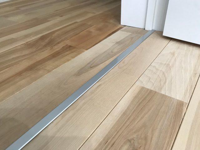 装飾見切り材(床用)床見切りT