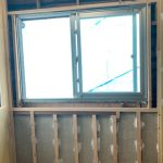 石膏ボード壁面貼り2