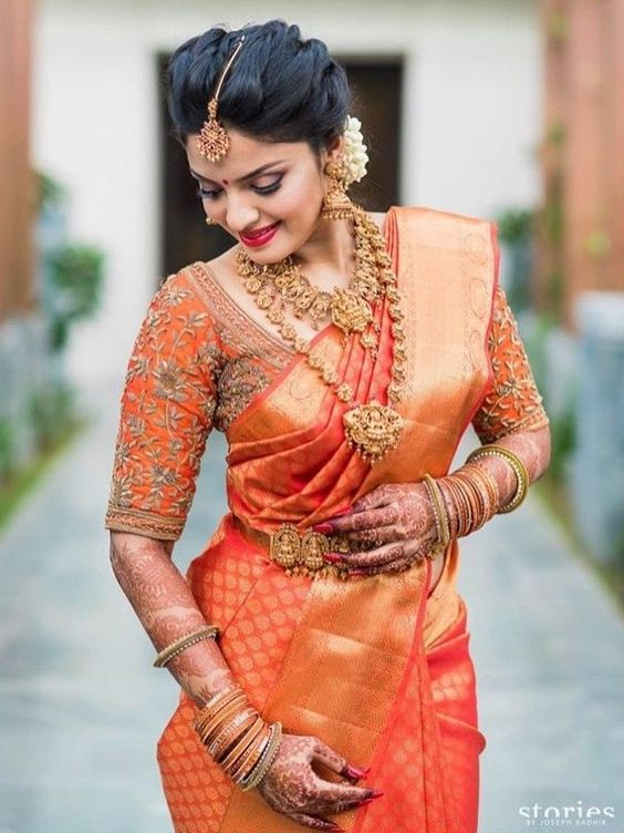 Tips to find wedding sarees according to body type