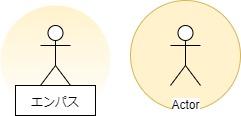 エンパス変身後の図