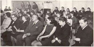 1965... porukkakuva