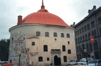 2002 Pietari img647 Viipurin pyöreä torni