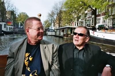2004 Amsterdam 116 Iivari ja Matti