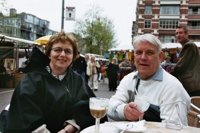 2004 Amsterdam 220 Maija ja Esa