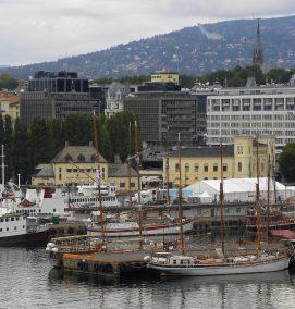 2013 Z OSLO 9 Oslo kaupunkinäkymä