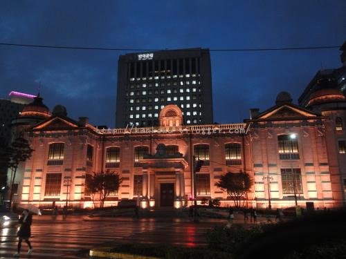 韓国銀行貨幣金融博物館