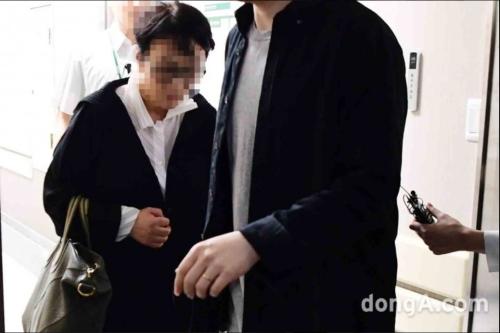 TOP(BIGBANG)のお母さん