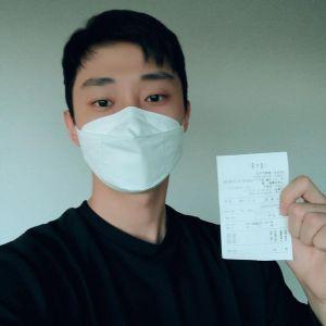 ジニョン(元B1A4)の兵役入隊