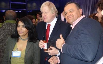 Mayor of London loves Kankun sauce!